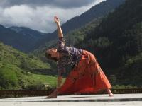 Фитнес йога от натальи правдиной