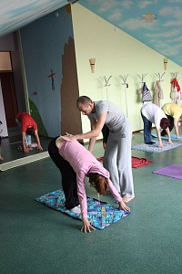 Как живут настоящие йоги